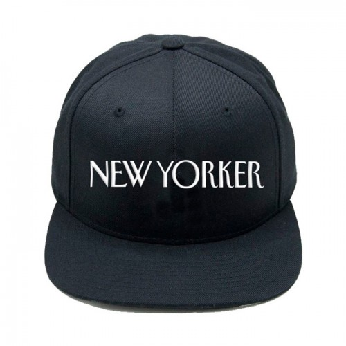 [BLACK SCALE] New Yorker Snap Back (BLACK)