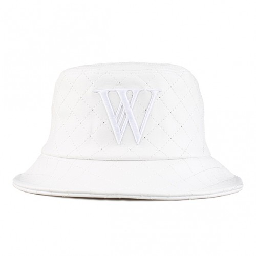 [NASTY PALM] WEST PRIME BUCKET HAT (WHITE)