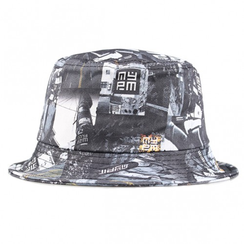 [NASTY PALM] N-ROAD BUCKET HAT (MULTI)