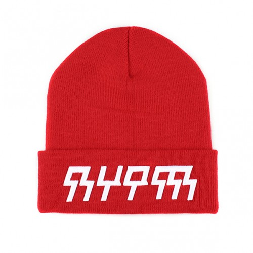 [NASTY PALM] PLASMA BEANIE (RED)