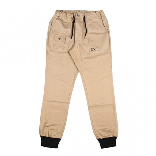 [NASTY PALM] NXM JOGGER PANTS (BEIGE)