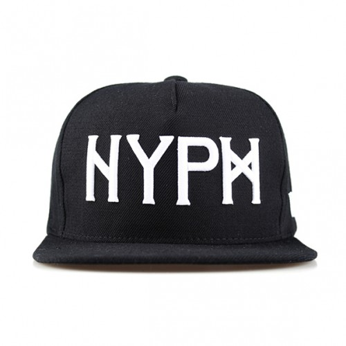 [NASTY PALM] N-CROSS SNAPBACK (BLACK)