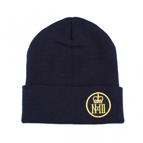 [NASTY PALM] NASTY ROYAL BEANIE (NAVY)