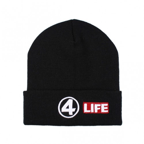 [NASTY PALM] 4LIFE BEANIE (BLACK)