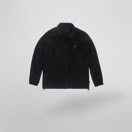 [SAFARY] ELEPHANT 3 COACH JACKET (BLACK)
