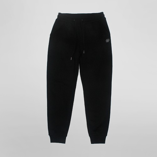 [SAFARY] SYMBOL SWEAT PANTS (BLACK)