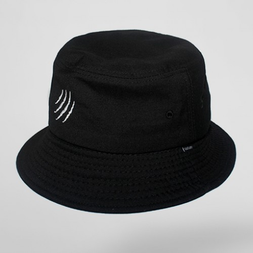 [SAFARY] SYMBOL BUCKET HAT (BLACK)