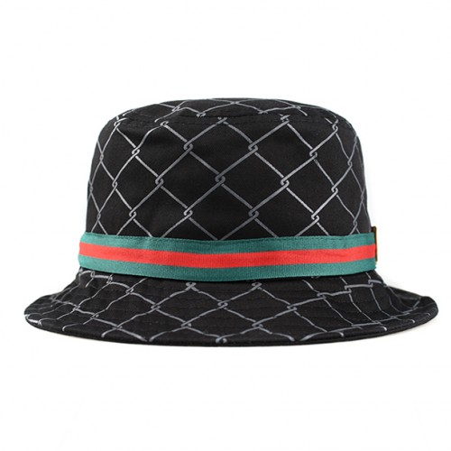 [NASTY PALM] N-WIRE BUCKET HAT (BLACK)