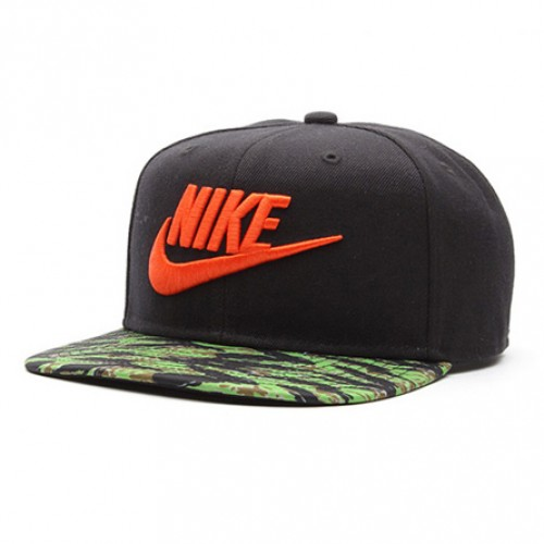 [NIKE] NIKE X ATMOS AIR MAX SNAPBACK (BLACK RED TIGER CAMO)