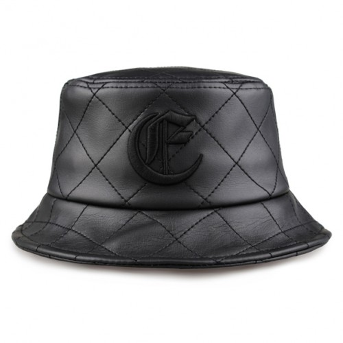 [NASTY PALM] EAST CROWN BUCKETHAT (BLACK)