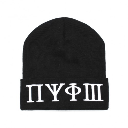 [NASTY PALM] NASTY TRIBE BEANIE (BLACK)
