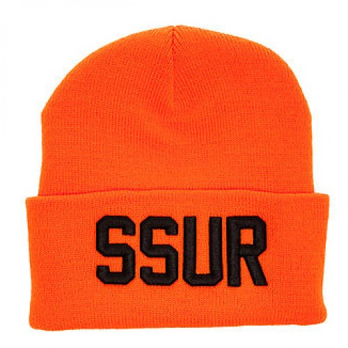 [SSUR] THE SSUR STANDARD BEAINE (ORANGE)