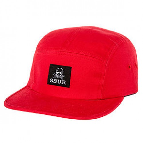 [SSUR] THE CONTROLLED SUBSTANCE 5 PANEL (RED)