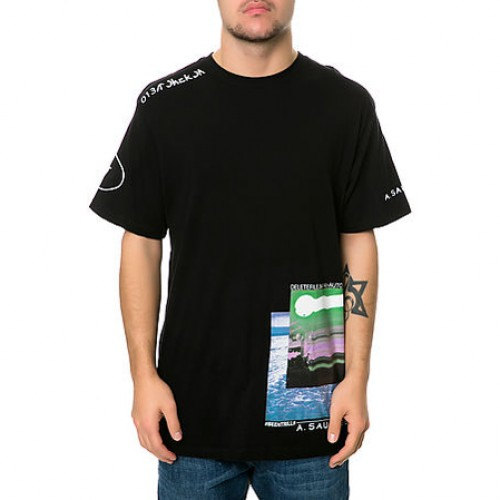 [BEEN TRILL] THE QUANTO TEE IN BLACK