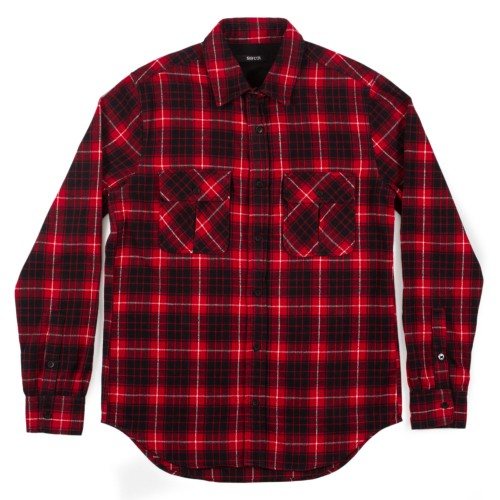 [SSUR] SSUR - FURY FLANNEL SHIRT