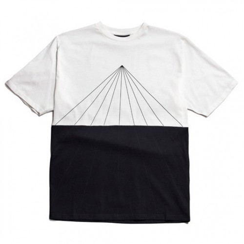 [BLACK SCALE] ENLIGHTEN TEE TEE, BLACK
