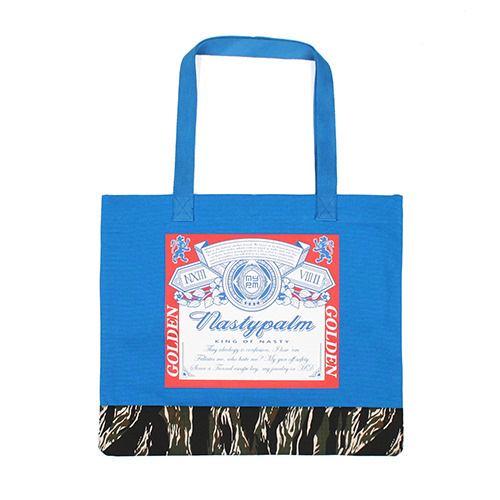 [NASTY PALM] BUTWISE TOTEBAG (BLUE)