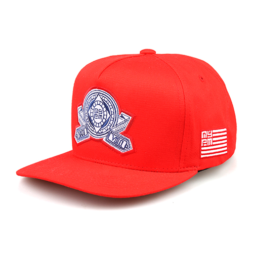 [NASTY PALM ] BUTWISE SNAPBACK (RED)