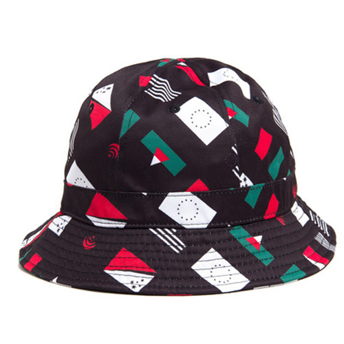 [BLACK SCALE] PANDEMIC BUCKET (BLACK)