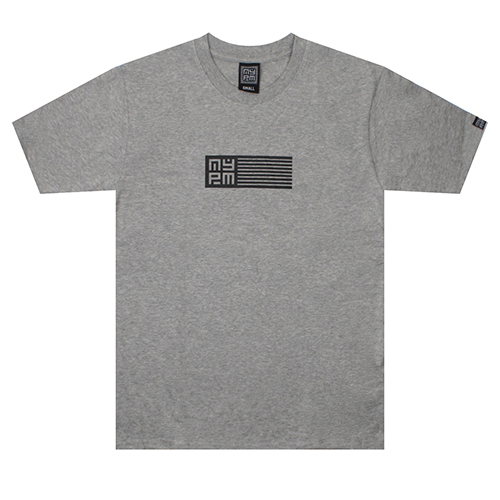 [NASTY PALM] NXMC TEE (GRAY)
