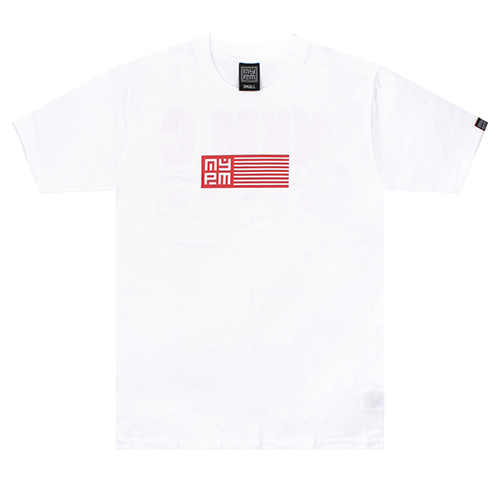 [NASTY PALM] NXMC TEE (WHT)