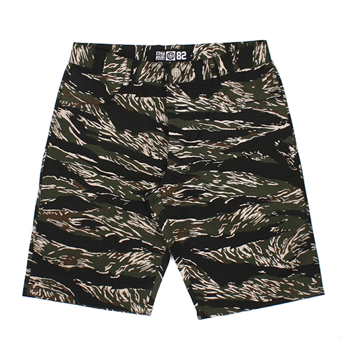 [NASTY PALM] NASTYLINE SHORTPANTS (CAMO)