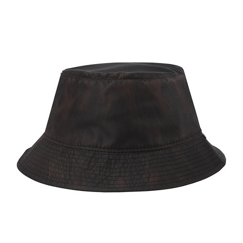 [DOPE] RED EYE BUCKET HAT (BLACK/RED)