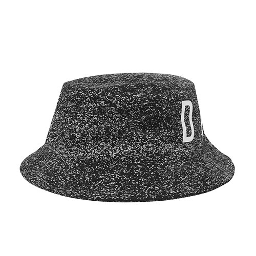 [DOPE] STATIC BUCKET HAT (BLACK)