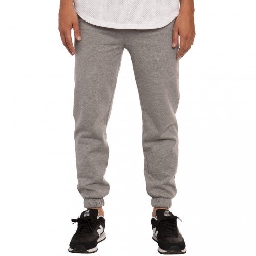 [ELWOOD] THE FLEECE JOGGER PANTS IN HEATHER GREY