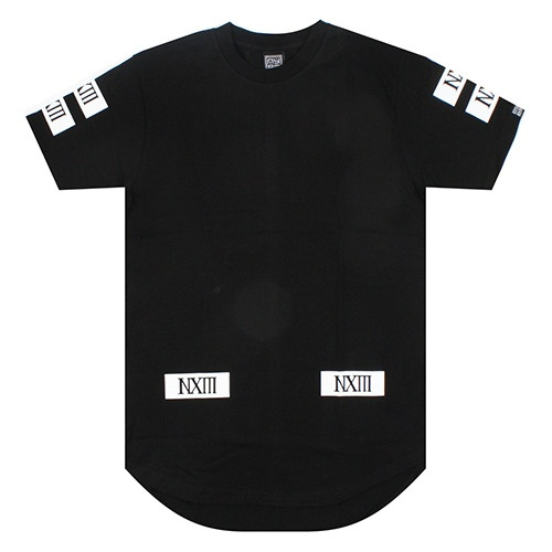 [NASTY PALM] NXM IMPLICIT TEE (BLK)