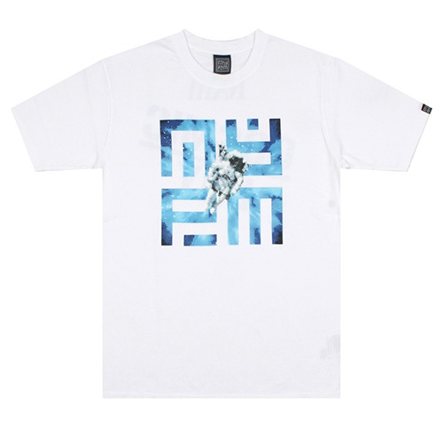 [NASTY PALM] COSMIC BOY TEE (WHT)