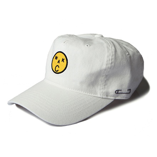 [WACK] YELLOW FACE (Off White)