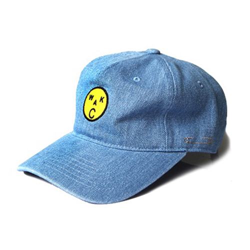 [WACK] YELLOW FACE (Denim)