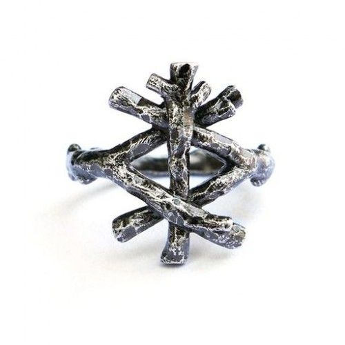 [DISTURBIA] PROSPERITY RUNE RING