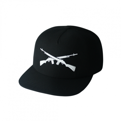 [SAFARY] RIFLE SNAPBACK CAP
