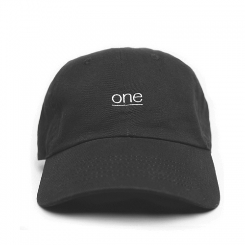 [KANEZ] THE FIRTS ANNIVERSARY POLO CAP/BLACK