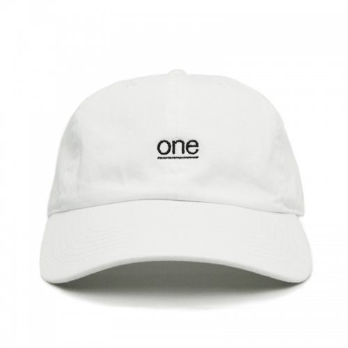 [KANEZ] THE FIRST ANNIVERSARY POLO CAP/WHITE
