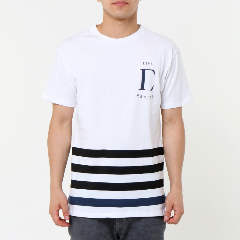 [$ SHOP SALE] [CIVIL] LEAGUE TEE (White)