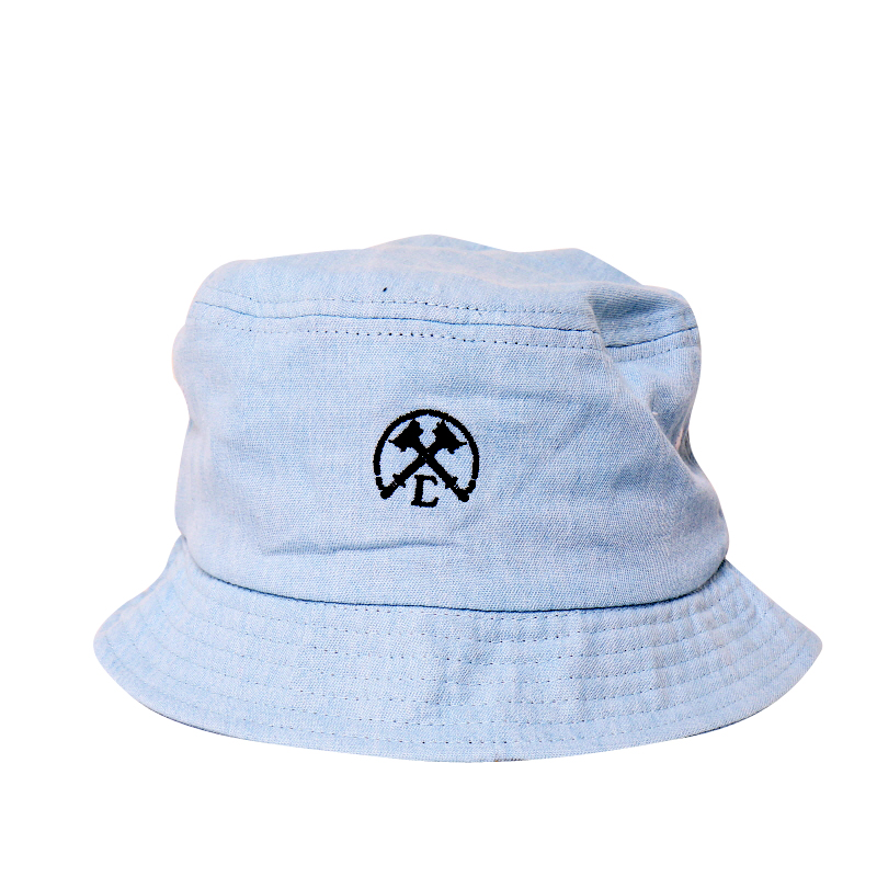 [CIVIL] DENIM THRASH BUKET HAT