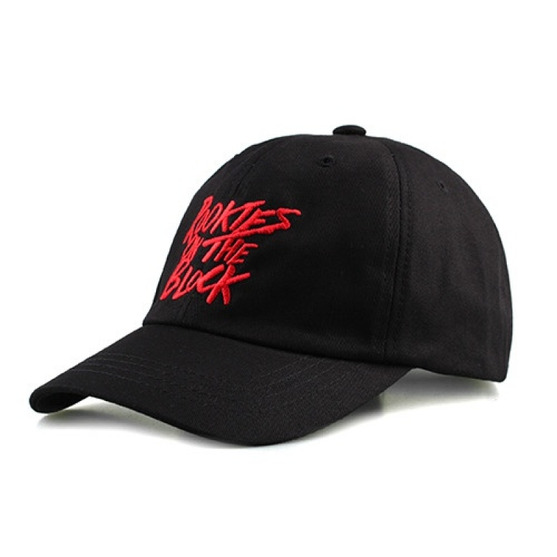 [NASTY PALM] ROOKIES ON THE BLOCK CAP (BLK)