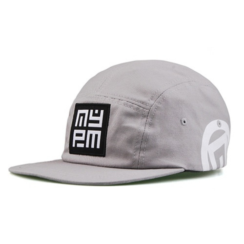 [NASTY PALM] N-FIGURE CAMPCAP (GRAY)
