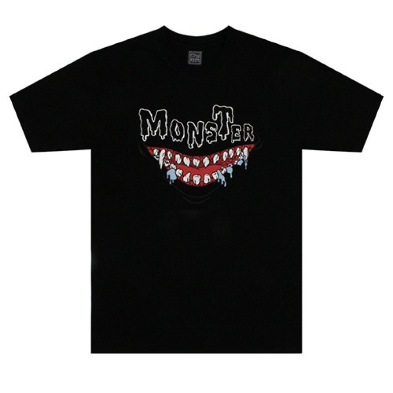 [NASTY PALM] MOM TEE (BLK)