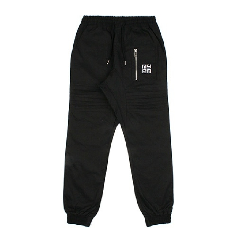 [NASTY PALM] NASTY FURY JOGGER PANTS (BLK)