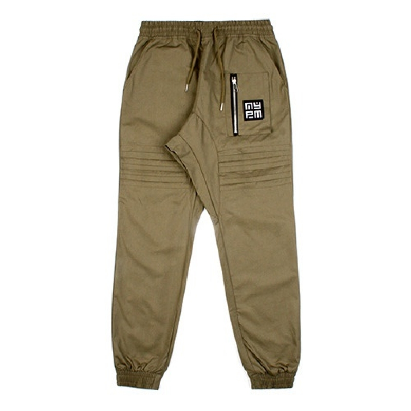 [NASTY PALM] NASTY FURY JOGGER PANTS (KHAKI)