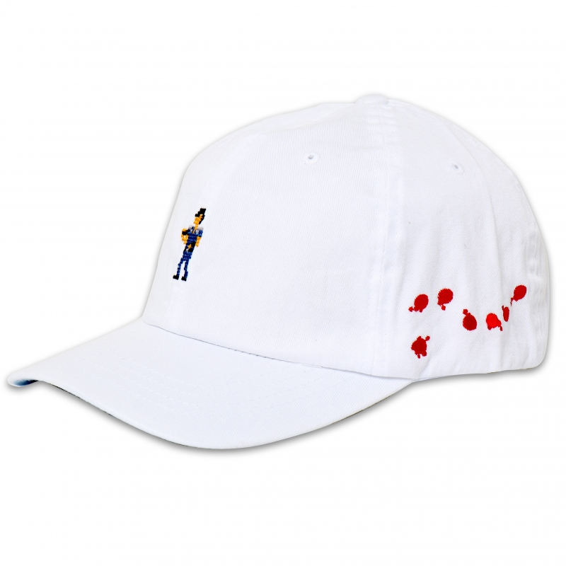 [COUPDEGRACE] THE BIG DIPPER WASHING CAP (WHITE/DENIM)