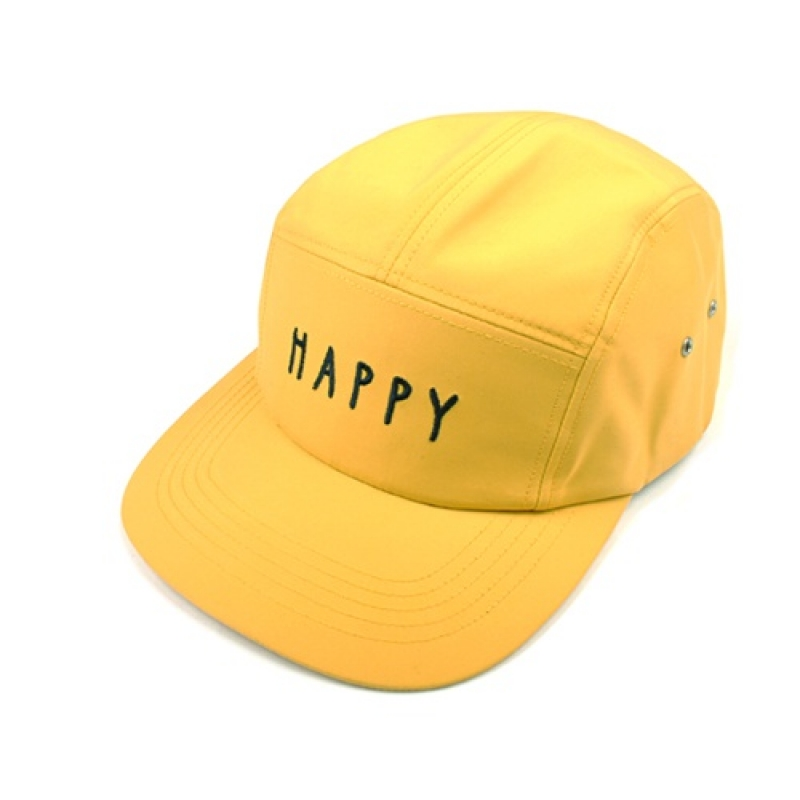 [MARCH WITH] HAPPY CAMP CAP (YELLOW)
