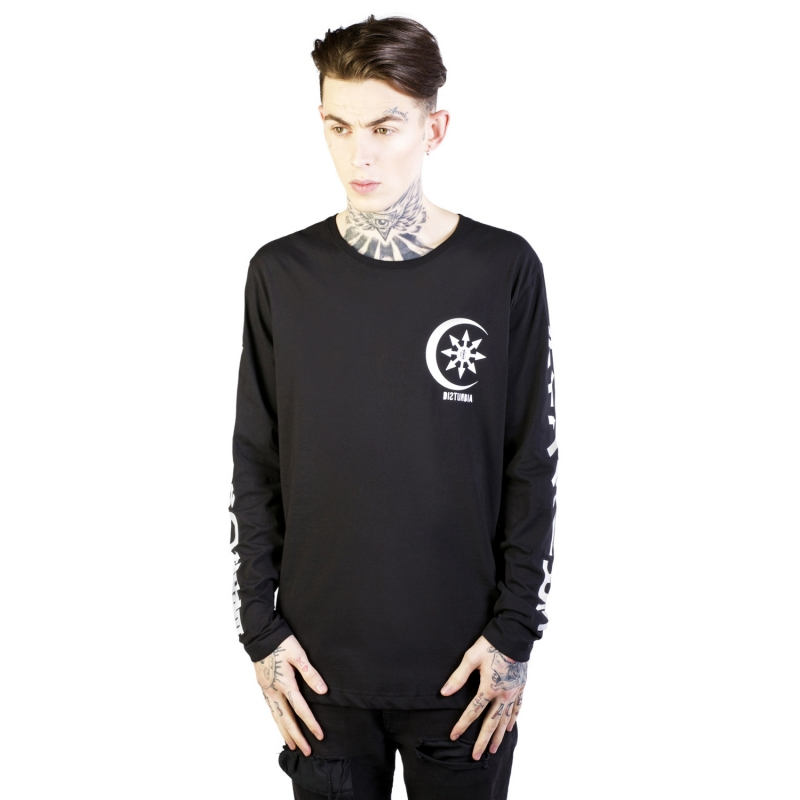 [DISTURBIA] HYPNOTIZED LONG SLEEVE T-SHIRT