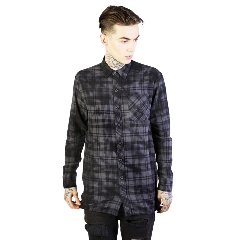 [DISTURBIA] LUPINE SHIRT