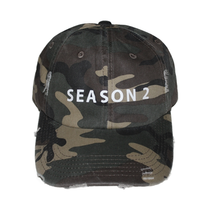 [PESOSX] BOOTLEG SEASON2 INVITE DISTRESSED HAT