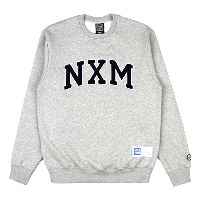 [NASTY PALM] NXM SENIOR SWEATSHIRTS (MEL)